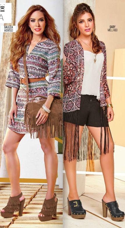 Chicas Cklass, Galilea Montijo y Gaby Mellado. #Looksjuveniles #outfitsconflecos #taconesaltos #cklass