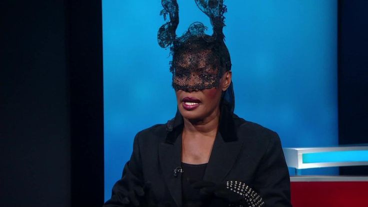"""Musician, actress and model Grace Jones speaks to CNN's Christiane Amanpour about her new documentary """"Bloodlight and Bami"""" and her life and career."""