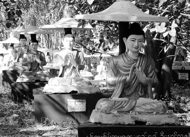 Monywa (Myanmar) Boddhi Tataung