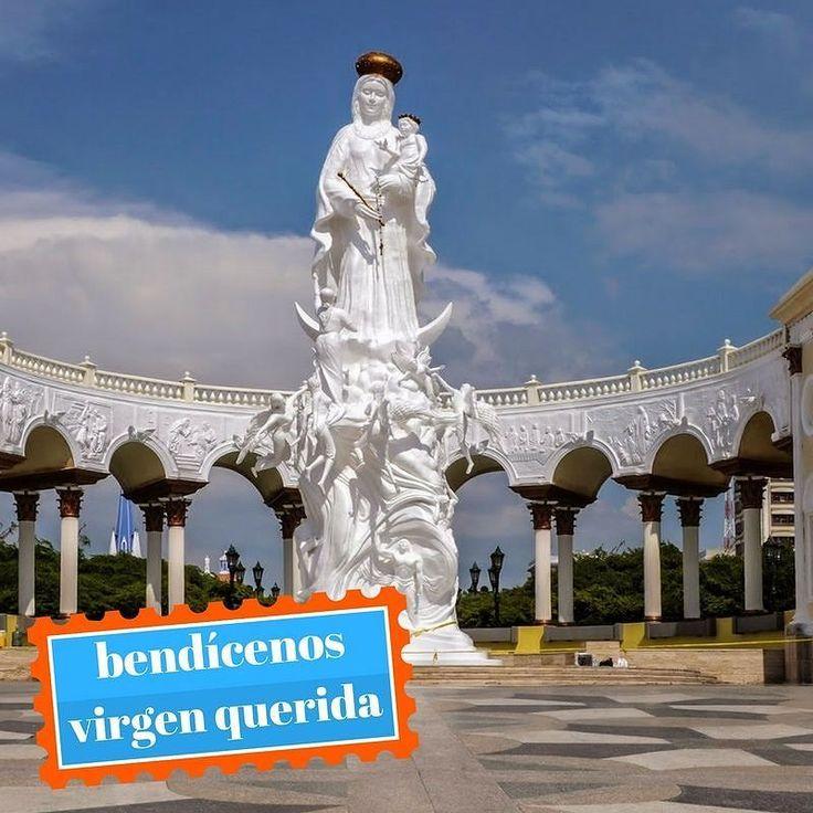 Virgen chinita hoy en tu aniversario pedimos por los venezolanos en Venezuela por los venezolanos en el exterior. Ambos reflejos de lucha y paciencia. Guíanos y cubrenos con tu manto sagrado de bendiciones.