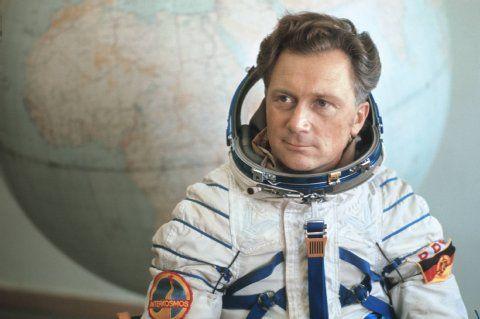 Sigmund Jähn - Der erste deutsche Mensch im Weltraum