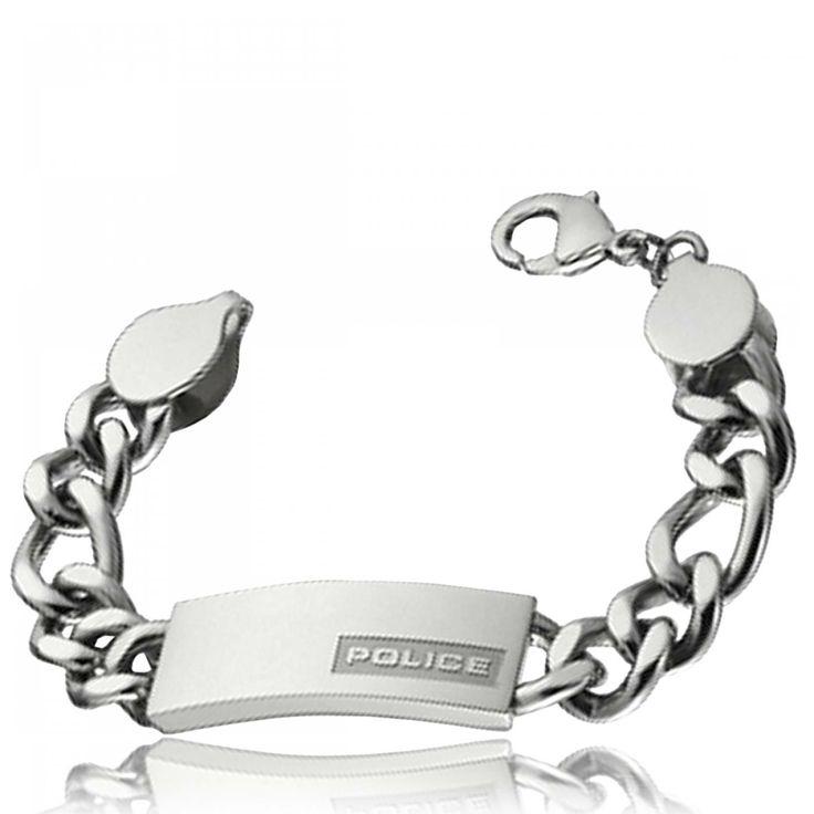 Bracelet acier Strip Police - Police