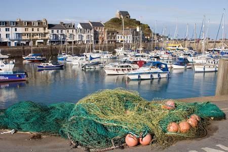 Illfracombe Harbour Devon
