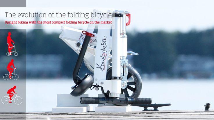 Bicicleta dobravel - Kwiggle Bike: Bike Folding, Kwiggl Bike, Kwiggl Folding, Bike Crowns, Folding Bike, Bike Claim, Foldable Bike, Kwiggl Foldable, Bike Aim