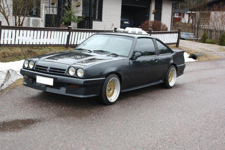 Opel Manta B2