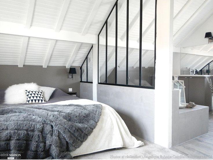 Rénovation complète d'une suite parentale, Rencontre un archi - Côté Maison