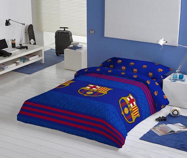 Funda n rdica fcbarcelona futa fn06 f tbol club - Ropa de cama barcelona ...