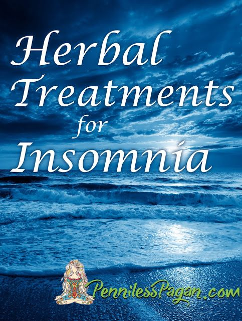 Natural Treatments for Insomnia                                                                                                                                                      More