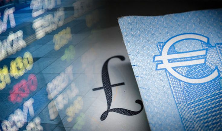 Pound to euro exchange rate: Sterling slides amid fears of a hung parliament