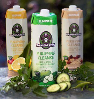 Sambazon juice cleanse