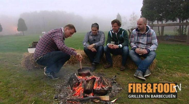 Redneck beans uit de Dutch Oven http://www.youtube.com/watch?v=rkGqnBjXF4Q