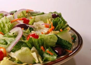 House salad, Salads and House on Pinterest
