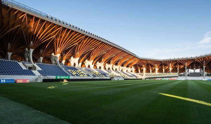 Pancho Arena  / Tamás Dobrosi + Doparum Architects