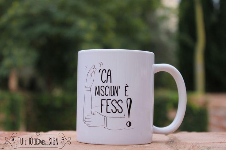 'CA NISCIUN È FESS! AQUÍ NADIE ES TONTO!!