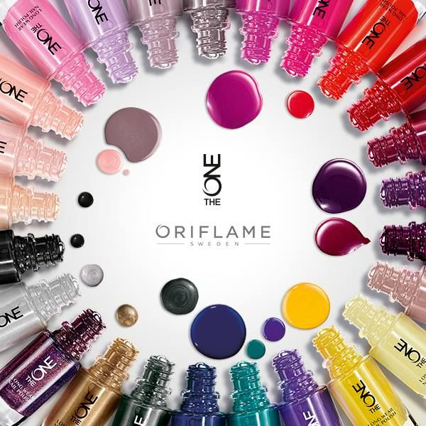 See  page 17 of the catalog and choose from a wide variety of shades of nail polish The ONE at great prices . Do not miss the opportunity !    Long-lasting nail polish The ONE