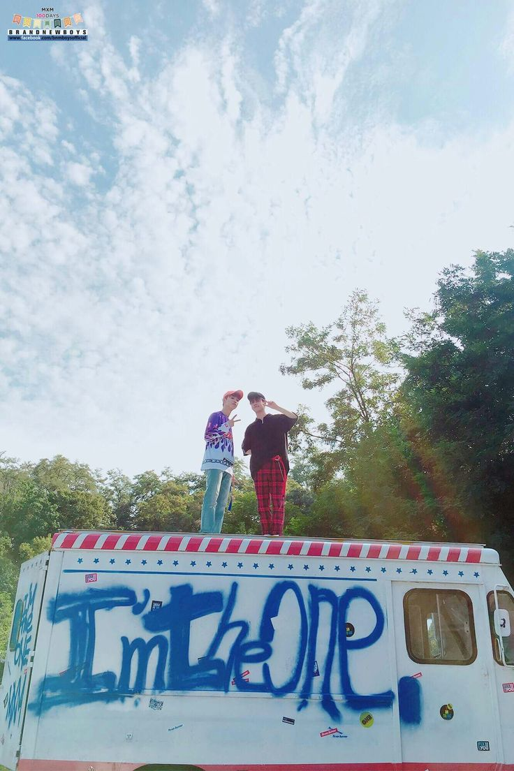 Lim Youngmin - Kim Donghyun Happy100days MXM Special photos Cre: Brandnewboys