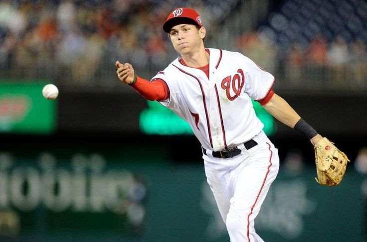 9. WASHINGTON NATIONALS  Combined projected WAR: 21.5  Top five everyday players:  -RF Bryce Harper (5.2 WAR)  -SS Trea Turner (3.7)  -3B Anthony Rendon (3.7)  -2B Daniel Murphy (2.8)  -CF Adam Eaton (2.5)  MORE...   - RANKING MLB'S BEST OFFENSES FOR 2017  -  March 28, 2017