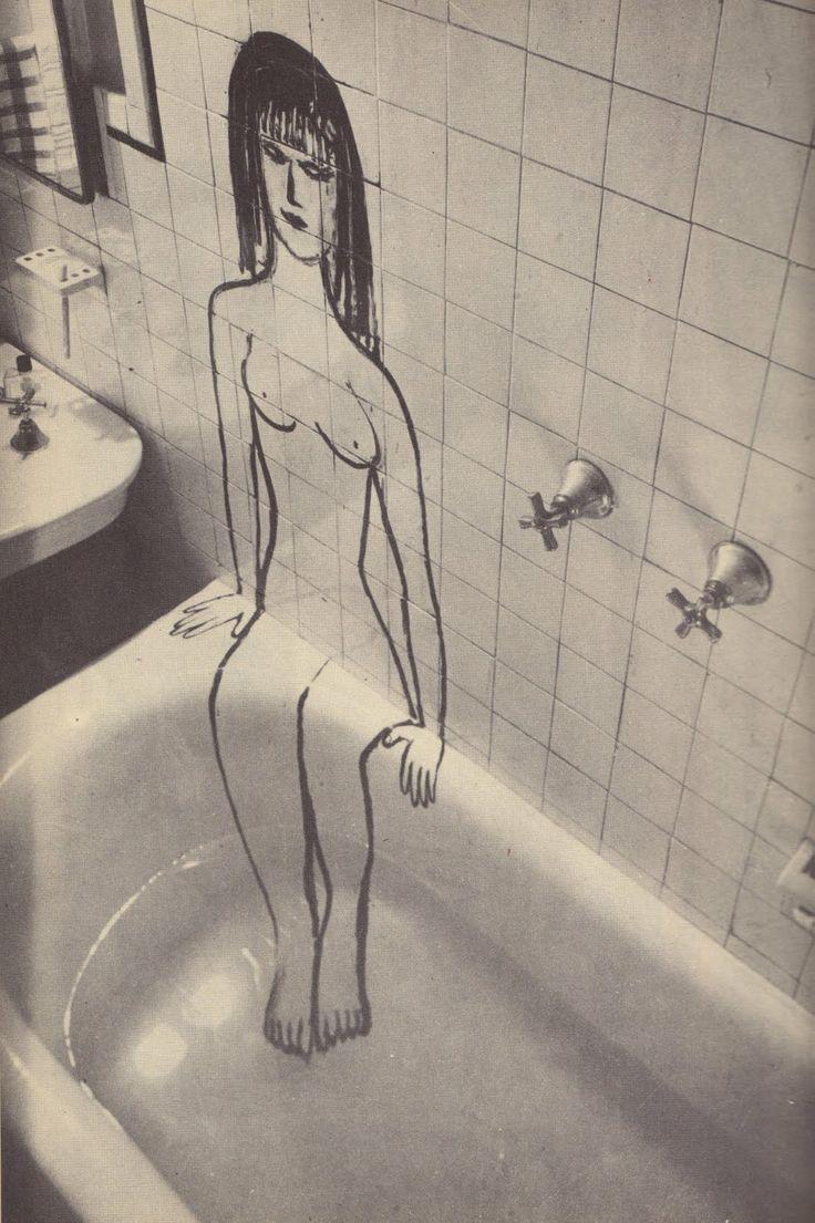 Inge Morath - Saul Steinberg