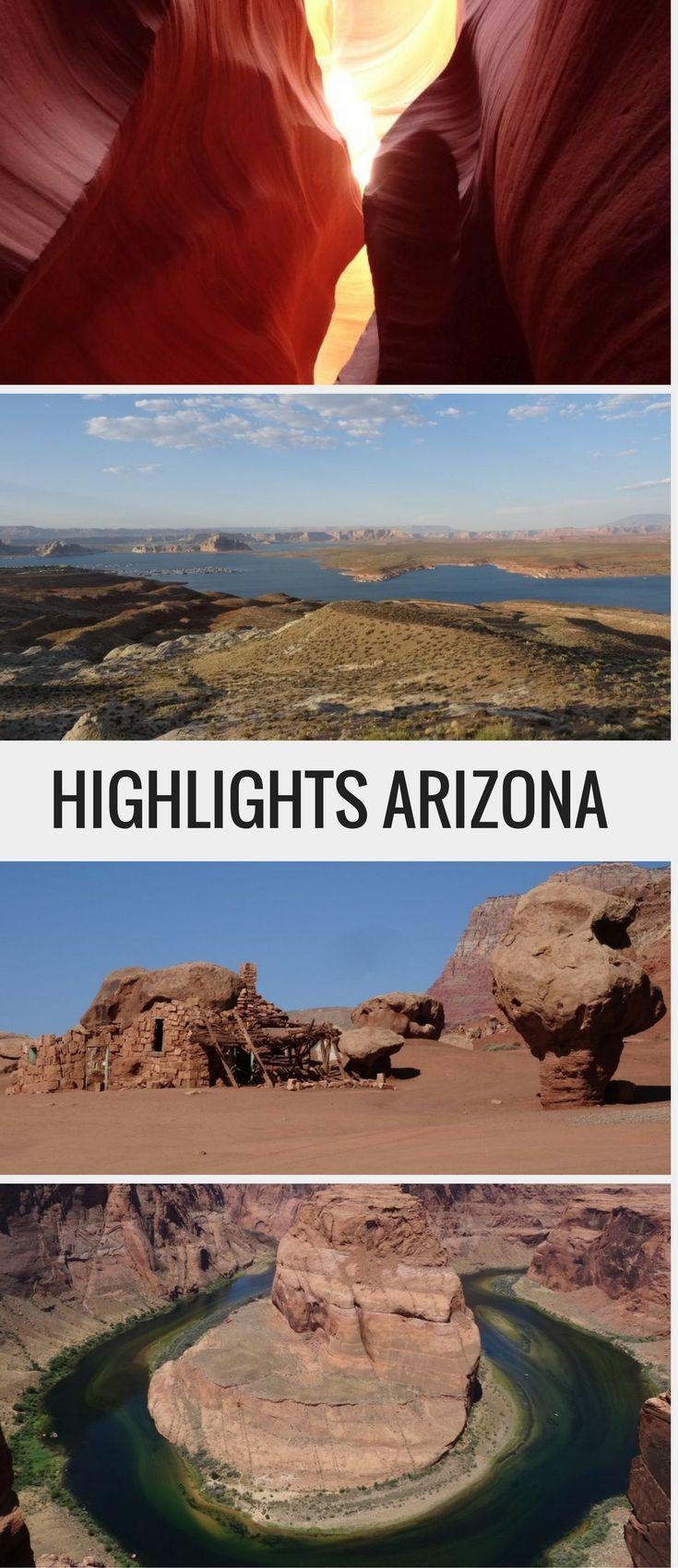 In US-Bundesstaat Arizona trifft rot-orangene Wüste auf tiefblaues Wasser und sorgt für einzigartige Naturerlebnisse. Zu unseren Highlights gehören Horseshoe Bend, Antelope Canyon, Lake Powell und Lee's Ferry. Diese Stopps solltest du auf deinem Roadtrip durch den Westen der USA nicht verpassen.
