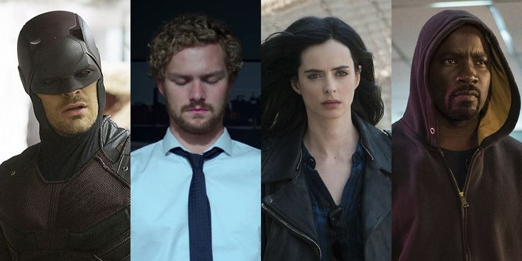 Why The Defenders TV Shows Are on Netflix