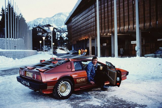 """1981 Lotus Esprit Turbo """"For Your Eyes Only"""""""