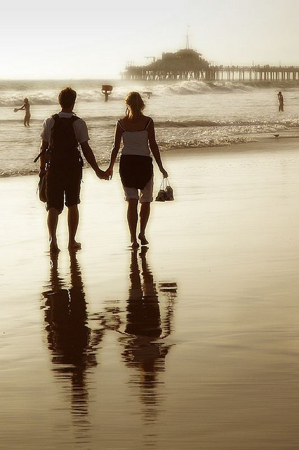 Dating in santa monica california