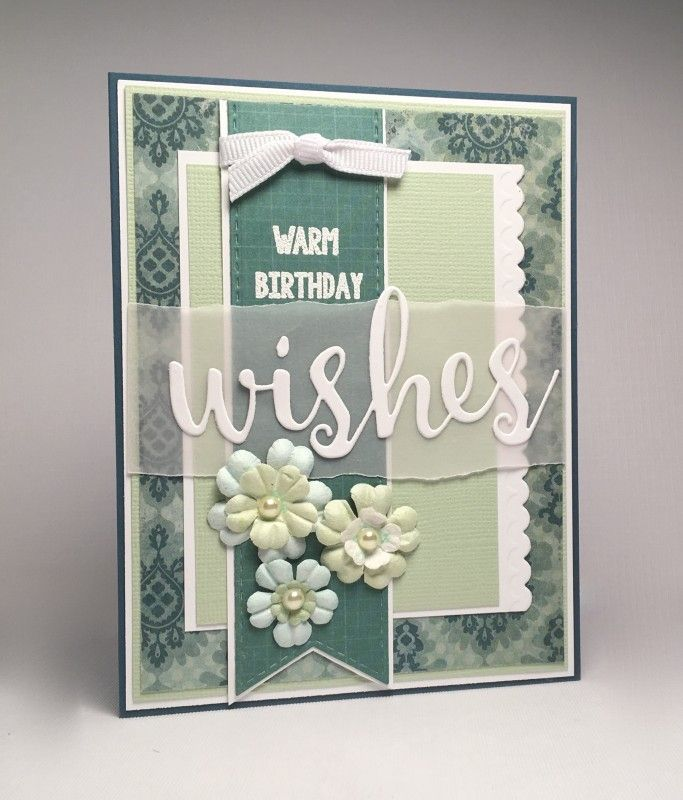 CC630 DT Sample- Pam's card