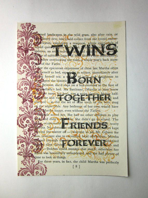 funny twin sayings | Funny Quotes About Twin Sisters