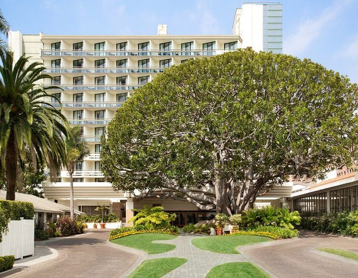 Luxury Santa Monica Beach Hotel - Fairmont Miramar