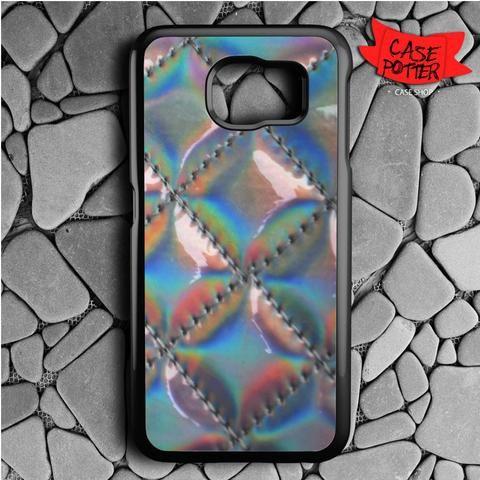 Diamond Hologram Samsung Galaxy S6 Black Case