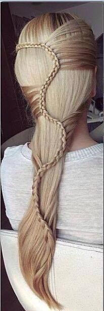 Erstaunliches Muster von … diesem Haar – #Erstaunliches #geflochtenes #Haar # dieser #Muster   – Beauty