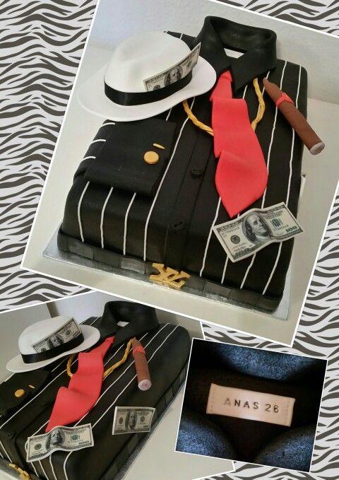 7 Best Gangster Cake Images On Pinterest Petit Fours