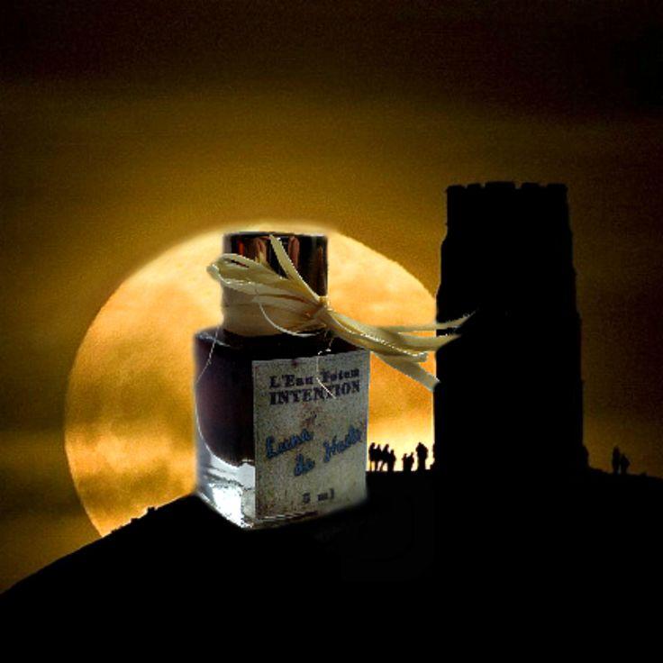 Магический аромат для дамы 'Luna De Haiti'.  Композиция: тёмный ямайский ром, мёд, какао, тинктура вишни, тинктура чёрного перца, тинктура кайенского перца, тинктура чернослива, тинктура смородины, тинктура томатной ботвы, эфир кедра, эфир ладана, эфир можжевельника, фиксатор по желанию.  Цена: 1850 руб. х 5 мл.
