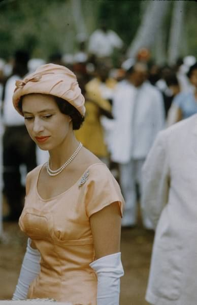 Princess Margaret In East Africa  Photographer:	Mark Kauffman
