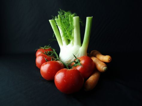 Vegetables that can help with insomnia