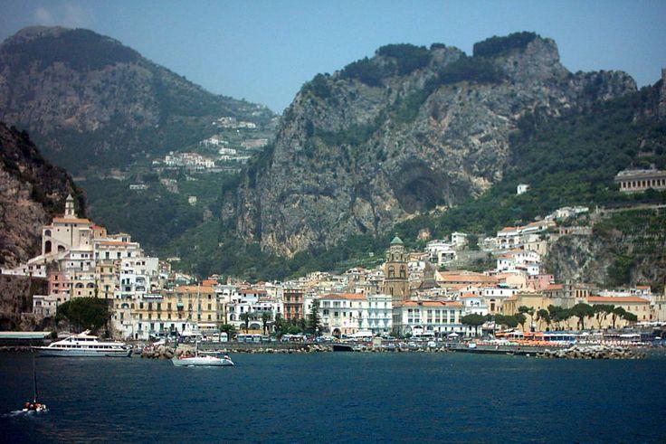 Amalfi, Salerno