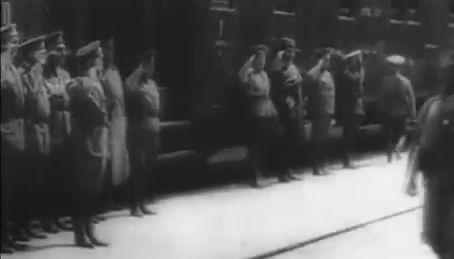 Visions of the Romanovs — Tsar Nicholas II and Grand Duke Nicholas...