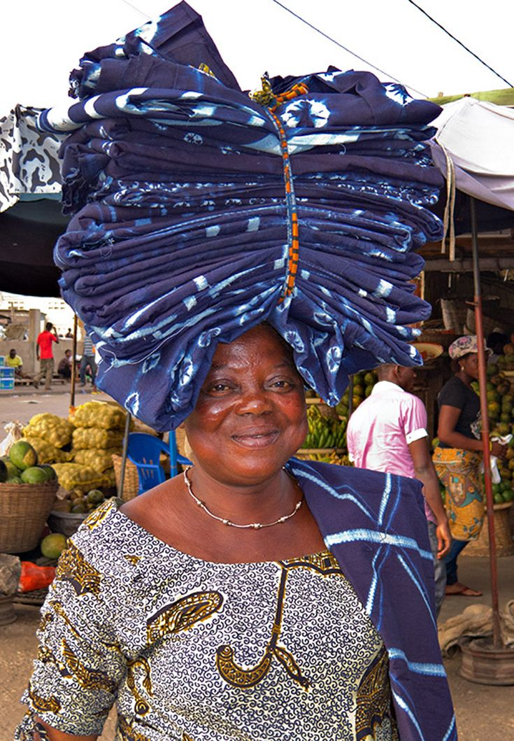 Clothing in Togo varies from region to