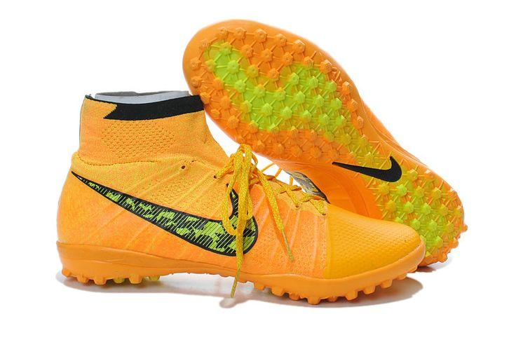 Nike Elastico Superfly TF Boots 2015(Orange)