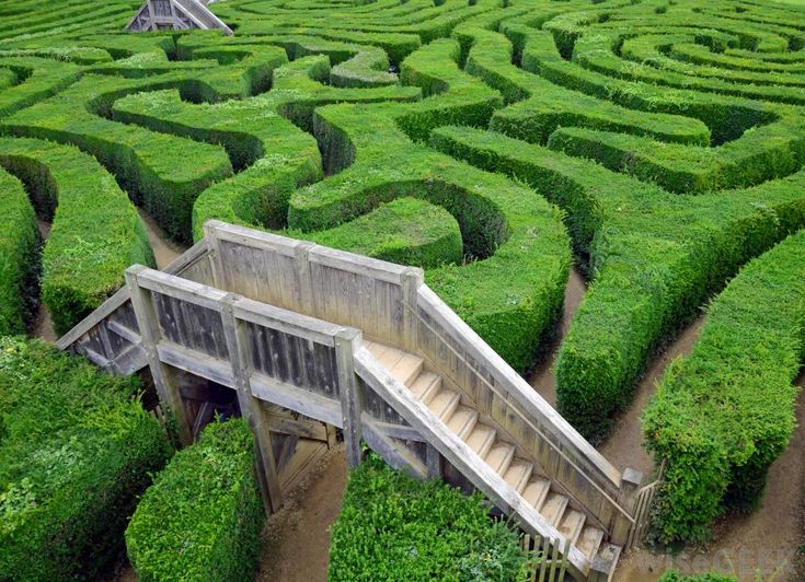 249 best Garden Mazes Labyrinths images on Pinterest Topiaries