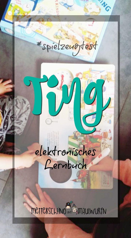 Ting Uhr lernen. Kinder Spielzeug elektronisch Lernspielzeug Buch