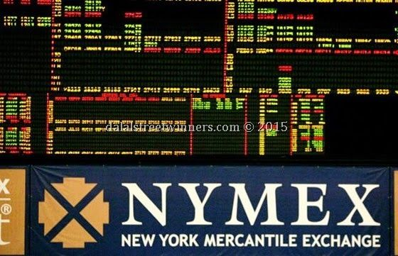 Dalal street winners: Nymex crude oil report 6 may 2015
