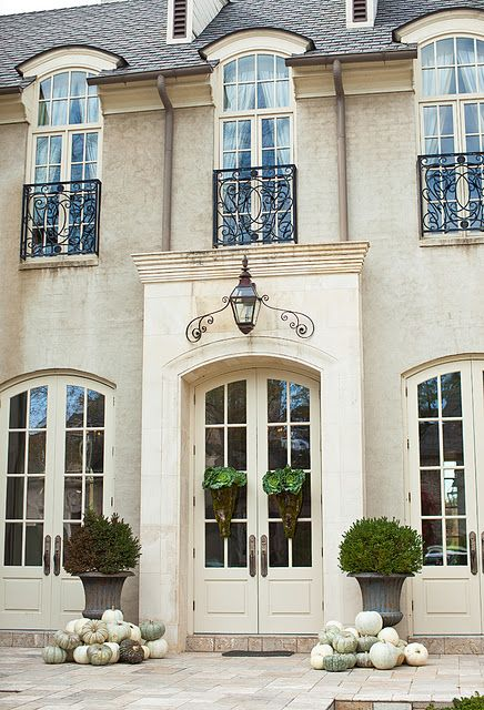 1000 images about house facade exterior french country for Country french exterior design