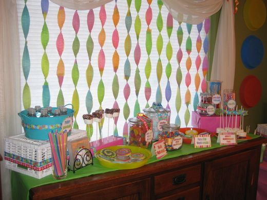 """Photo 6 of 22: Tie Dye/Peace Sign / Birthday """"A Groovy 10th Birthday """" 