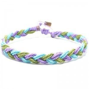 jand made braid bracelet