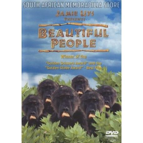 Jamie Uys - Beautiful People - Classic South African Comedy DVD *New* - South African Memorabilia Store