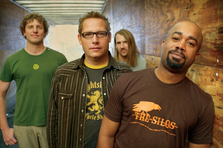 Hootie and the Blowfish!