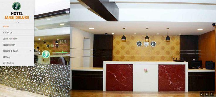 Hotel Jansi Deluxe 3 star hotel in Coimbatore