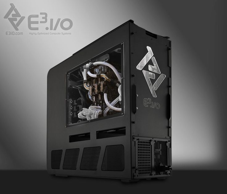 E3 MAX 230 Gaming PC  Ultra High End Gaming Desktop  Custom Case Mod, Independent cooling system for each component  Enjoy the extreme PC Gaming experience with E3iO Custom Computers, choose the Advanced option, Intel Core i7-3820 3.6GHz. Asus Rampage IV Extreme. 16GB DDR3 Memory, Dual SLI with 2x EVGA GTX 680 2GB: Ddr3 Memories, Games Desktop, Cases Mod, Max 230, Custom Computers, Games Computers, Games Pc, 230 Games, Games Experiment