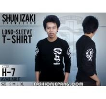 Long Sleeve T-Shirt Shun Izaki
